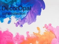 - Colored glass DECOROPAL® - OmniDecor®