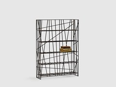 - Open metal shelving unit DEFRAME 130 - da a