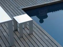 - Low MDF stool DENEB | Stool - STUA