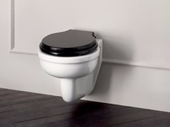 - Wall-hung ceramic toilet DESDEMONA | Wall-hung toilet - BATH&BATH