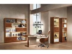 Libreria a giorno in legnoORIGINAL LIFESTYLE | Libreria - CARPANELLI CONTEMPORARY