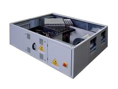 Centrale di ventilazione HRV a media efficienzaDFT/R PLUS - ALDES