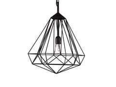 - Metal pendant lamp DIAMOND M - Pols Potten