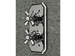 - 2 hole thermostatic shower mixer DIAMOND | Thermostatic shower mixer - Signorini Rubinetterie