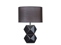 - Contemporary style wooden table lamp DIAMS BL - ENVY