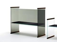 Divanetto in cristalloDIAPOSITIVE | Divanetto - GLAS ITALIA