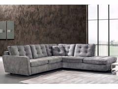 - Tufted sectional sofa DIVA   Sectional sofa - Max Divani