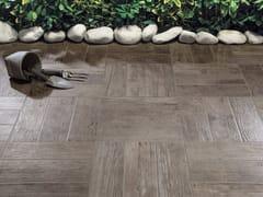 Pavimento in gres porcellanato effetto legnoDOGHE - CERAMICA RONDINE