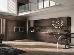 Cucina lineare DOMINA | Cucina lineare - Aster Cucine S.p.A.