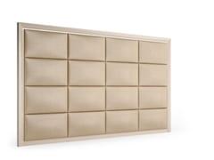 Testiera alta imbottita in legno in stile moderno per hotelDOMINO   Testiera imbottita - CAROTI &CO.
