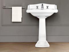 Lavabo in ceramica su colonnaDOROTHY | Lavabo su colonna - BATH&BATH