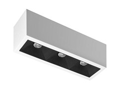Faretto a LED multiplo in AirCoral® a soffitto DOT | Faretto multiplo - BUZZI & BUZZI