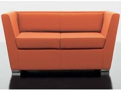 - 2 seater fabric sofa DOUBLE   Sofa - D.M.