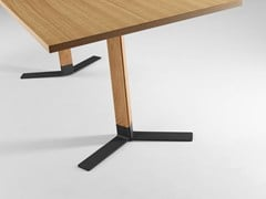 - Steel table base DOUBLE TERO - ONDARRETA