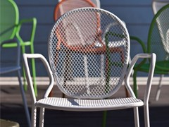 - Garden chair with armrests DREAM | Chair with armrests - Talenti
