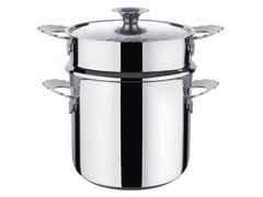 Pentola / scolapasta in acciaioDRESSED | Pasta-set - ALESSI