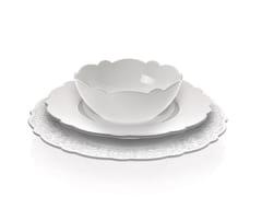 - Porcelain plates set DRESSED | Plates set - ALESSI