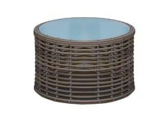 - Tavolino basso da giardino per contract DRONE 23195 - SKYLINE design