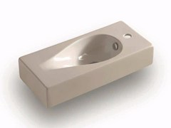 - Ceramic washbasin DROP | Countertop washbasin - Hidra Ceramica