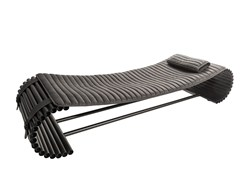 Chaise longue in pelleDS-1000 | Chaise longue - DE SEDE