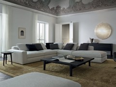 - Corner sectional fabric sofa DUNE | Corner sofa - Poliform