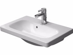 - Rectangular ceramic washbasin DURASTYLE | Rectangular washbasin - DURAVIT
