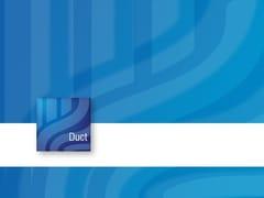 Software per il disegno di impianti a canali d'ariaDuct - MC4SOFTWARE ITALIA