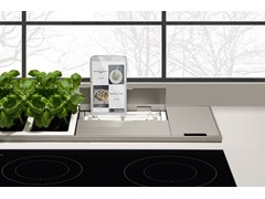 - Kitchen equipped track EASYRACK KITCHEN STEP | Dockstation - DOMUSOMNIA