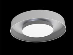 - Indirect light aluminium ceiling lamp ECLIPSE | Ceiling lamp - Exporlux