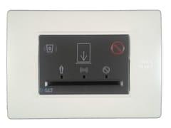 Serratura a scheda elettronica per hotelECO 1048/315 - GLT