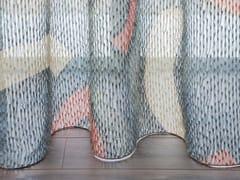 Tessuto fil coupé con motivi grafici per tendeEGO - EQUIPO DRT