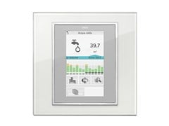 - Home automation system for households EIKON EVO FULL FLAT - VIMAR