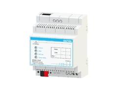 Gateway BACnet MS/TP server - KNXEKINEX® EK-BJ1-TP-MSTP - EKINEX® BY SBS