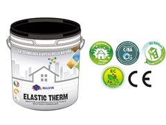 Idropittura elastomerica acrilica antialgaELASTIC THERM - MALVIN