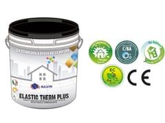Idropittura elastomerica acrilica antialgaELASTIC THERM PLUS - MALVIN