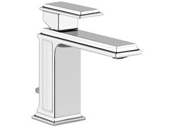 - Single handle washbasin mixer with pop up waste ELEGANZA 46001 - Gessi