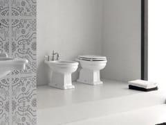 - Ceramic bidet ELLADE | Bidet - Hidra Ceramica