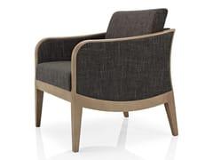 - Fabric easy chair with armrests ELLEN | Fabric easy chair - J. MOREIRA DA SILVA & FILHOS, SA