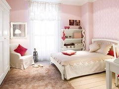 - Solid wood bedroom set for girls ENGLISH MOOD | Bedroom set for girls - Minacciolo