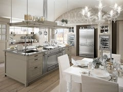 - Solid wood fitted kitchen ENGLISH MOOD | Solid wood kitchen - Minacciolo