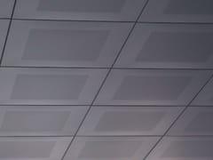 Pannelli per controsoffitto antisismicoENIGMA SPACE | Pannelli per controsoffitto - ATENA