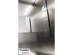 - Machine Room-Less gearless custom lift EPLANET BASIC - GRUPPO MILLEPIANI