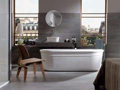 - Krion® bathtub EPOQUE | Bathtub - Systempool