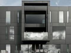 Pannello per facciata ventilata in fibrocemento ecologicoEQUITONE [natura] - CREATON ITALIA