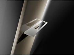 Termoarredo in alluminio a pareteESSENZA - RIDEAHEATING