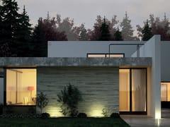 Finestra in alluminio e legnoETERNITY PLAN - ALPILEGNO