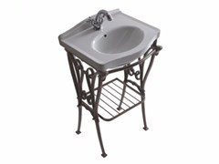 - Aluminium console sink ETHOS 55 | Console sink - GALASSIA