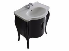 - MDF vanity unit with drawers ETHOS 75 | Vanity unit - GALASSIA