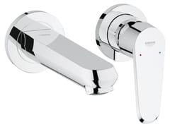- Wall-mounted single handle washbasin mixer EURODISC COSMOPOLITAN SIZE M | Washbasin mixer - Grohe