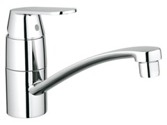 - Countertop 1 hole kitchen mixer tap with swivel spout EUROSMART COSMOPOLITAN | Kitchen mixer tap - Grohe